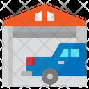 Garage Mechanic Repair Icon