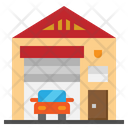 Garage Home Parking Icon