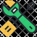 Garage Tool Repair Icon