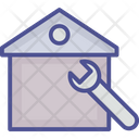 Garage Home Construction Home Repair Icon