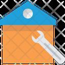 Garage Home Construction Home Repair Icon