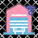Garage Control Smarthome Icon