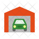 Garage Service Maintenance Icon