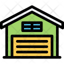Garage City House Icon