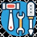 Garage Tools Icon