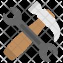 Garage Tools Repair Icon