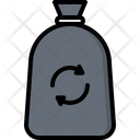 Garbage Bag Clean Icon