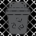 Garbage Ecology Trash Icon