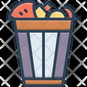 Garbage Bin Dustbin Icon