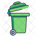 Garbage Garbage Can Waste Icon