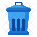 Garbage Trash Bin Icon