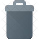 Garbage Can Trash Icon