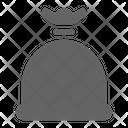 Trash Bag Plastic Icon
