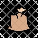 Envelope Garbage Bag Icon