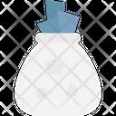 Bag Garbage Rubbish Icon
