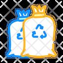 Garbage Bag Icon