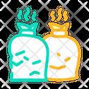 Garbage Bag Trash Bag Garbage Icon