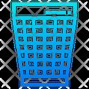 Garbage Basket Garbage Recycle Bin Icon