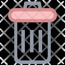 Garbage Bin Icon