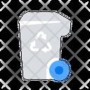 Bin Recycle Trash Icon