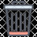 Garbage Bucket Icon