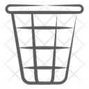 Garbage Can Trash Can Dustbin Icon