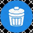 Garbage Cancel Trash Icon
