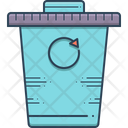 Recycle Bin Garbage Icon