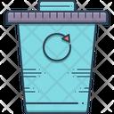 Garbage Cane Icon