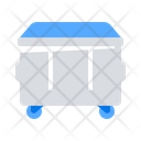 Garbage Trash Container Icon