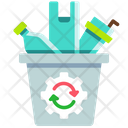 Garbage recycle Icon
