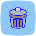 Garbage Recycle Refresh Icon