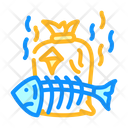 Garbage Smell Waste Smell Garbage Icon