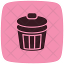 Garbage Trash Recycle Icon