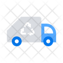 Garbage Truck Waste Icon