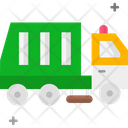 A Garbage Truck Icon