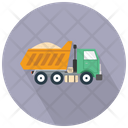 Construction Dump Truck Garbage Truck Truck Icon