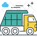 Garbage Truck Trash Truck Icon
