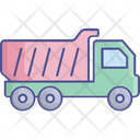 Garbage Truck Jeep Truck Pickup Truck Icon