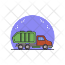 Garbage Truck Vehicle Truck Icon