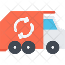 Garbage Truck Truck Vehicle Icon