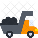 Garbage Truck Garbage Vehicle Dump Truck Icon