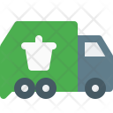 Garbage Truck Dustbin Icon