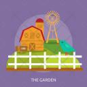 Garden Agriculture Farm Icon