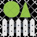 Garden Farm Tree Icon