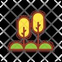 Garden Huse Garden Tree Icon