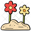 Flowers Floral Garden Icon