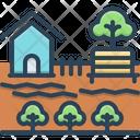 Garden Park Plantation Icon