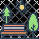 Garden Plantation Garth Icon