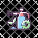 Garden Chemicals Refill Icon